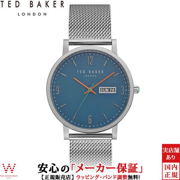 【500円クーポン有】テッドベーカーロンドン [TED BAKER LONDON] MEN'S COLLECTION GRANT TE15196013メンズ 日付 曜日 腕時計 時計 [誕生日 プレゼント ギフト 贈り物]