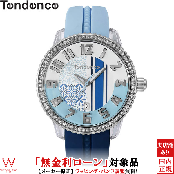 【無金利ローン可】 テンデンス [TENDENCE] クレイジーミディアム [CRAZY Medium] TY930064 メンズ レディース 腕時計 時計 [誕生日 プレゼント ギフト 贈り物]