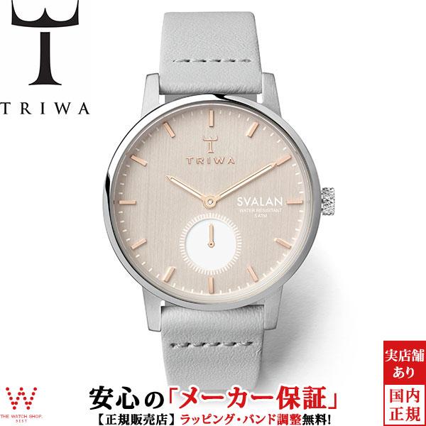 トリワ [TRIWA] スヴァラン [SVALAN] SVST102-SS111512 スモールセコンド クォーツ ピンク シルバー レディース 腕時計 ブランド 腕時計 女性用腕時計 レディースウォッチ 女性 見やすい 防水 おしゃれ かわいい シンプル [ギフト 贈り物 誕生日 プレゼント]