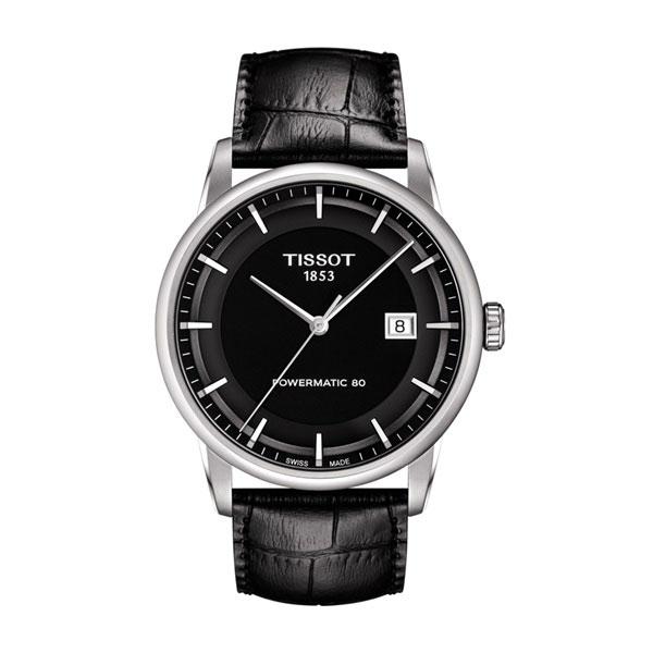 【無金利ローン可】 ティソ ティソ [TISSOT] LUXURY AUTOMATIC T0864071605100 メンズ 腕時計 時計 [誕生日 プレゼント ギフト 贈り物]