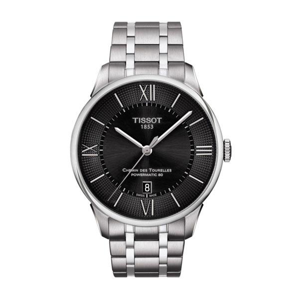 【無金利ローン可】 ティソ ティソ [TISSOT] CHEMIN DES TOURELLES AUTOMATIC T0994071105800 メンズ 腕時計 時計 [誕生日 プレゼント ギフト 贈り物]