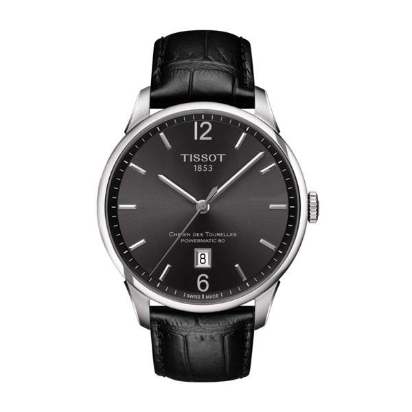 【無金利ローン可】 ティソ ティソ [TISSOT] CHEMIN DES TOURELLES AUTOMATIC T0994071644700 メンズ 腕時計 時計 [誕生日 プレゼント ギフト 贈り物]