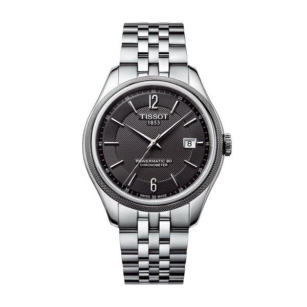 【無金利ローン可】【3年間無料点検付】 ティソ ティソ [TISSOT] BALLADESTEEL T1084081105700 メンズ 腕時計 時計 [誕生日 プレゼント ギフト 贈り物]