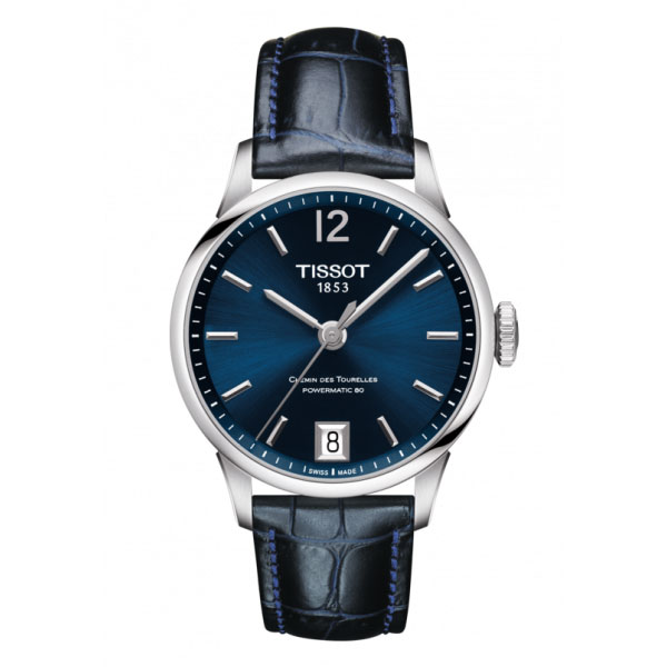 【無金利ローン可】 ティソ [TISSOT] CHEMIN DES TOURELLES POWERMATIC 80 T0992071604700 自動巻き レディース 腕時計 時計 [誕生日 プレゼント ギフト 贈り物]