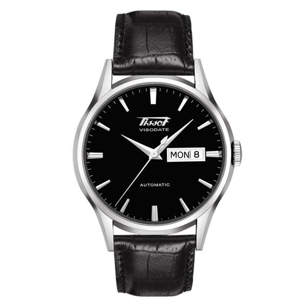 【無金利ローン可】 ティソ [TISSOT] HERITAGE VISODATE AUTOMATIC T0194301605101 自動巻き メンズ 腕時計 時計 [誕生日 プレゼント ギフト 贈り物]