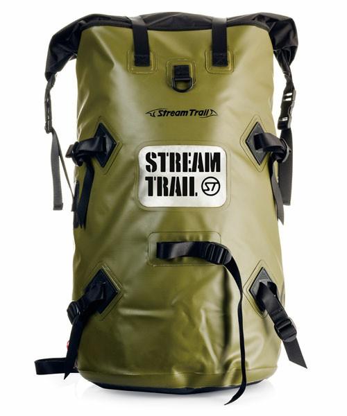 STREAM TRAILストリームトレイル DRY TANK 60L D2 ODカーキ SPLASH DEFENDER BACKPACK STYLE(バックパック)(新品未開封)