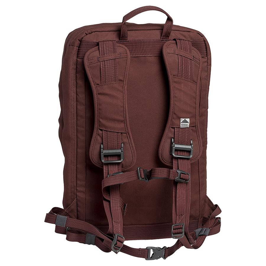 クレッタルムーセン(KLATTERMUSEN)Rimturs Backpack 18L BurntLava リムトゥス バックパック (正規輸入品)