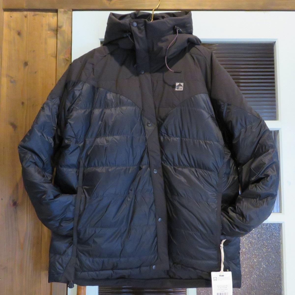 【在庫処分】KLATTERMUSEN(クレッタルムーセン) Atle2.0 Jacket M's StormBlue Lサイズ 【アトレ2.0ジャケット】 【ダウンジャケット】【正規輸入品】【アウトドア】