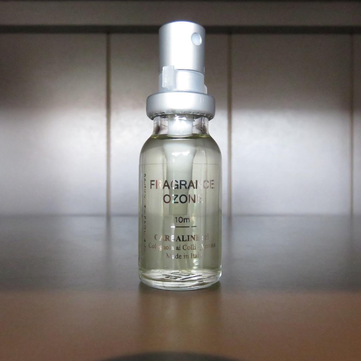 定番人気の小瓶のトワレです CARBALINE 新発売 オードトワレ10ml オゾン ご予約品 6108 カルバリン