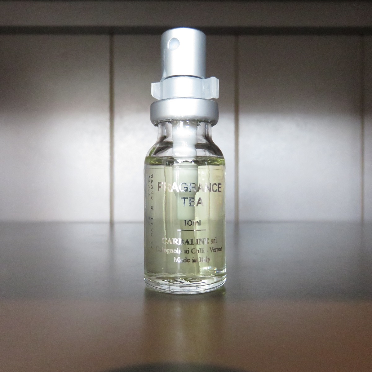 定番人気の小瓶のトワレです CARBALINE オードトワレ10ml 特価 6104 新作からSALEアイテム等お得な商品 満載 カルバリン ティー