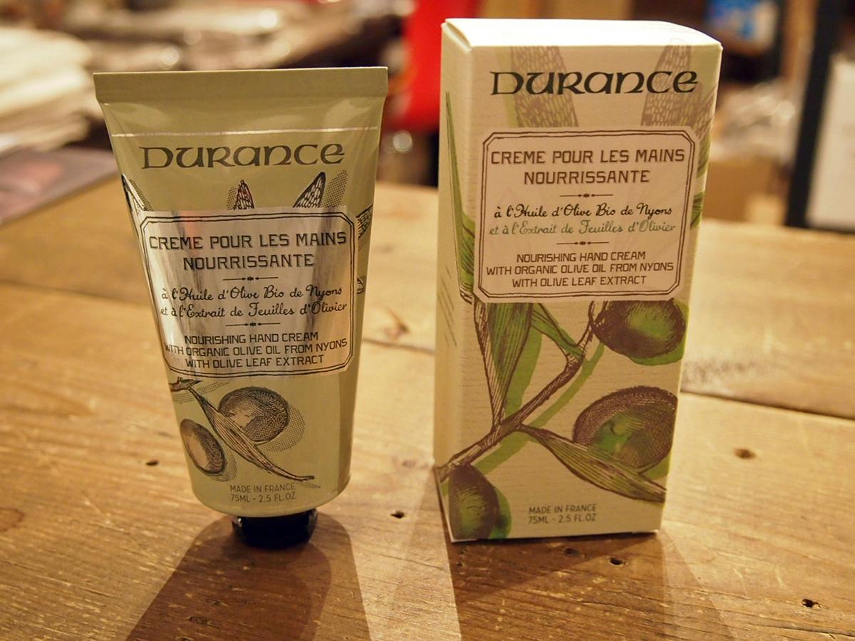 d85f76b24c8e Glastonbury  DURANCE-Durance olive series narissinghand cream (L) 75 ...