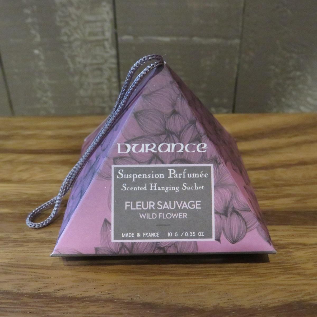 デュランス (DURANCE) EMPREINTEオンプラント ハギングサシェ ワイルドフラワー