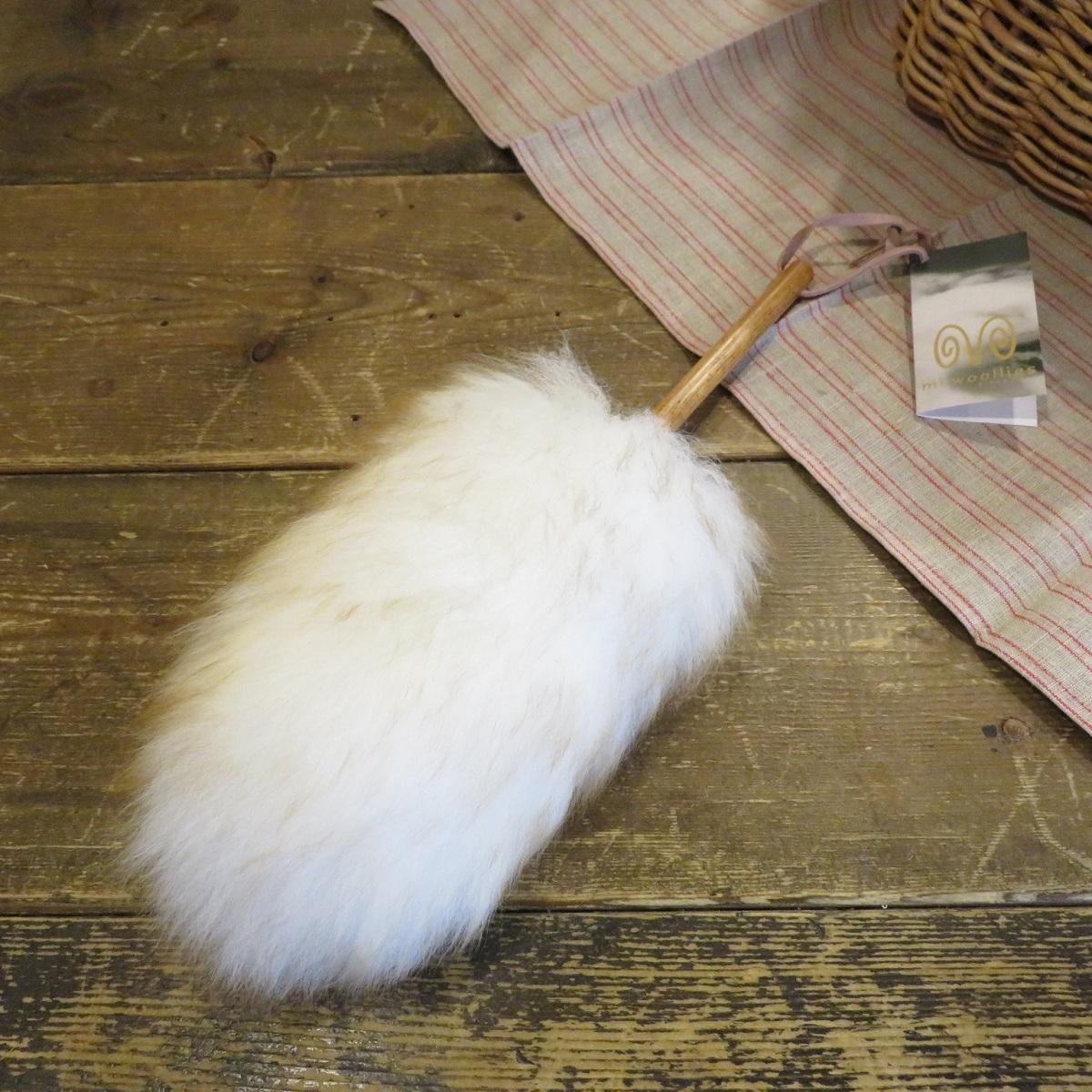 Mi Woolliesミーウーリーズ 羊毛ダスターS 30センチ 25本セット!【あす楽】