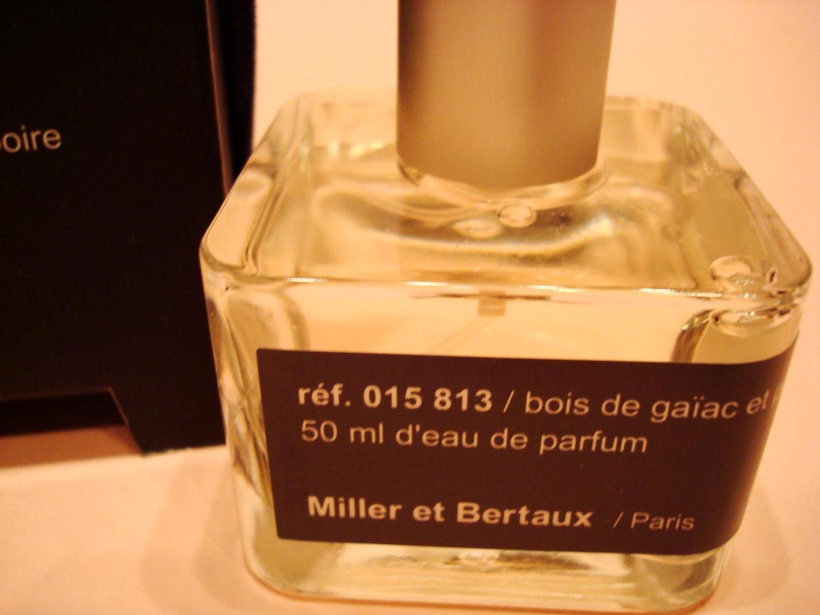 Miller et Bertaux オードパルファン(香水)50ml Bois de Gaiac et Poire for women and men 2006 「ミレー・エ・ベルトー」【2905】