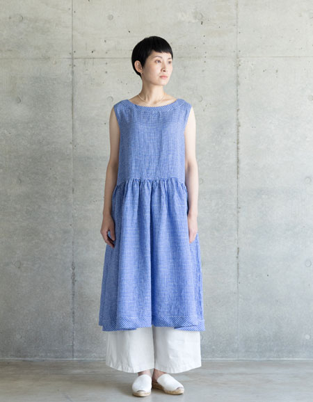 af85cb8f9b Glastonbury  fog linen work Jessica dress roller LAURA