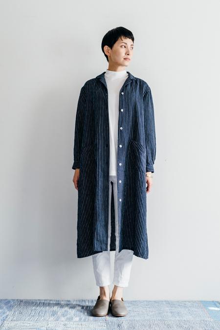 fog linen work キャス ワンピース ジョージGEORGE【フォグリネンワーク】【一部地域送料無料】