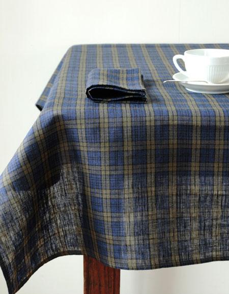 Fog Linen Work Linen Tablecloth S Scott SCOTT