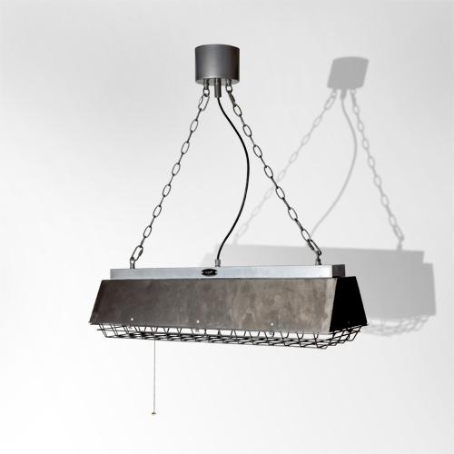 HERMOSAハモサ コンプトンランプ シルバー COMPTON LAMP