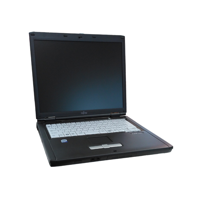 Secondhand Computer Microsoft Office Word And Excel With Set Fujitsu Fmv C8230 Core2duo Hdd 500 G Memory 2 Gb 3 Months Warranty F80of Used Laptop