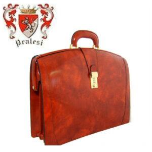送料無料 イタリア製 プラテージ 本革 書類鞄 プラテシ Pratesi イタリアンレザー メンズバッグ