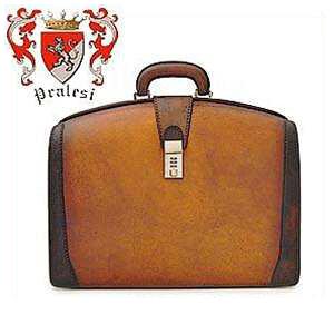【イタリア製】 プラテージ 本革 バック ダレスバッグ 全7色 書類鞄 ブリーフケース プラテシ Pratesi イタリアンレザー