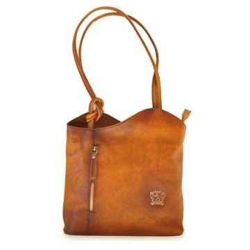 送料無料 イタリア製 プラテージ 本革 手提げ鞄 リュック 全7色 バックパック プラテシ Pratesi イタリアンレザー メンズバッグ