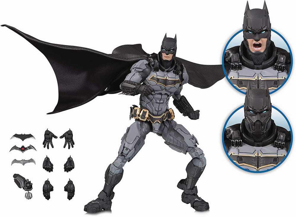 DC プライム 9インチ アクションフィギュア/バットマン