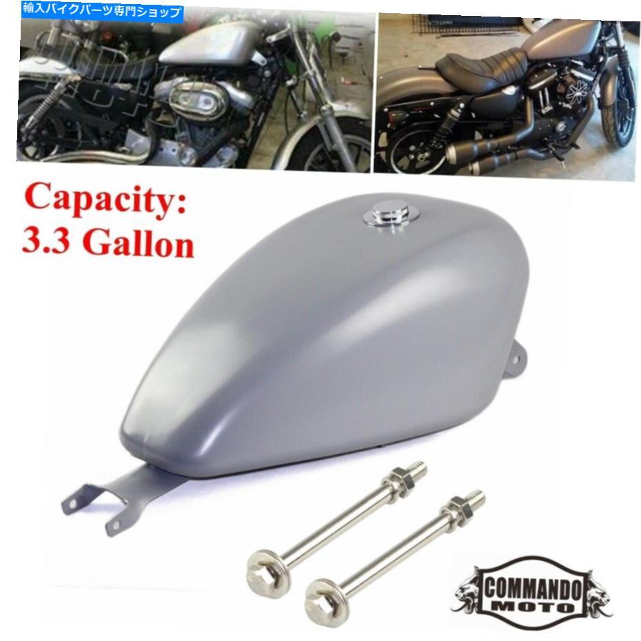車用品・バイク用品 >> バイク用品 >> パーツ >> 外装パーツ >> タンク Gas Tank ハーレーダビッドソンスポーツスターXL1200 883のためのオートバイ3.3ガロンEFI燃料ガスタンク Motorcycle 3.3 Gallon EFI Fuel Gas Tank For Harley Davidson Sportster XL1200 883