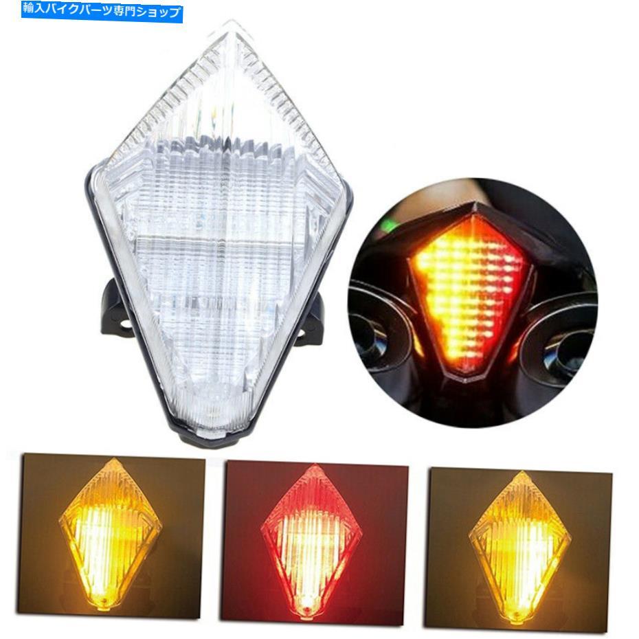車用品・バイク用品 >> バイク用品 >> パーツ >> ライト・ランプ >> テールランプ テールライト ヤマハYZF R1 2007 2008クリアレンズのテールライトブレーキライト回転信号 Tail Light Brake Light Turn Signals For Yamaha Yzf R1 2007 2008 Clear Lens