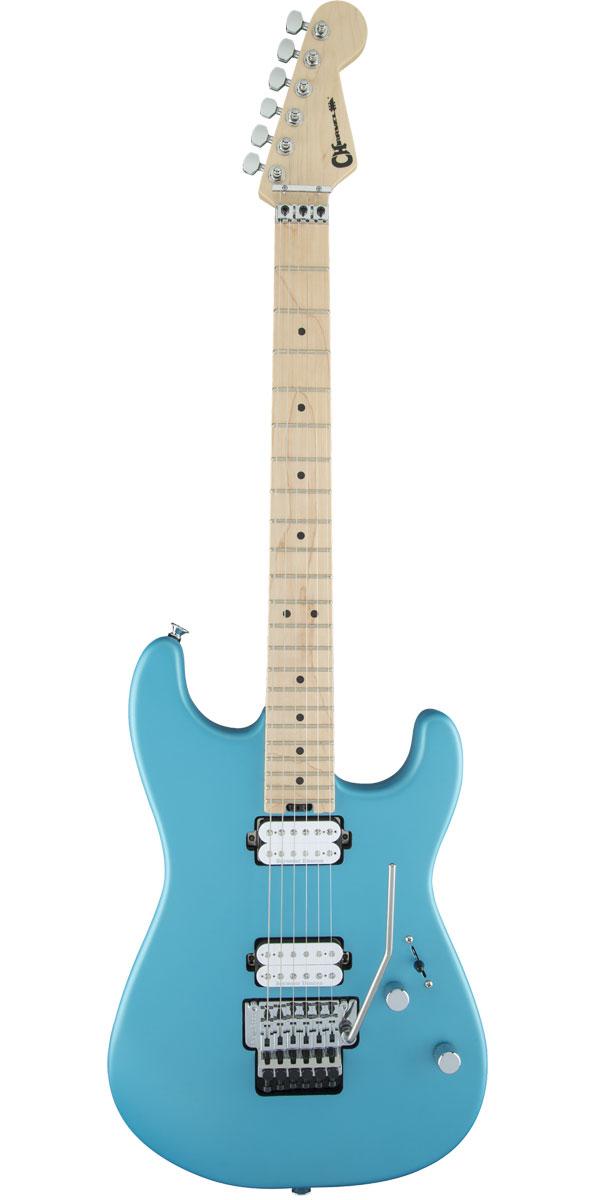 Charvel(シャーベル)Pro-Mod San Dimas Style 1 HH FR M Matte Blue Frost
