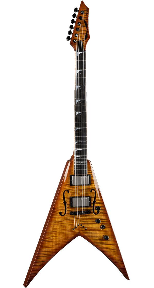 DEAN USA(ディーン)Dave Mustaine STRADI VMNT Limited Vintage Burst LTD RUN 50PC