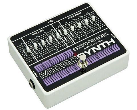 Electro-Harmonix(エレクトロ・ハーモニックス)MicroSynth XO