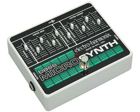 Electro-Harmonix(エレクトロ・ハーモニックス)Bass MicroSynth