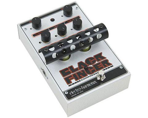 Electro-Harmonix(エレクトロ・ハーモニックス)Classics Black Finger Compressor