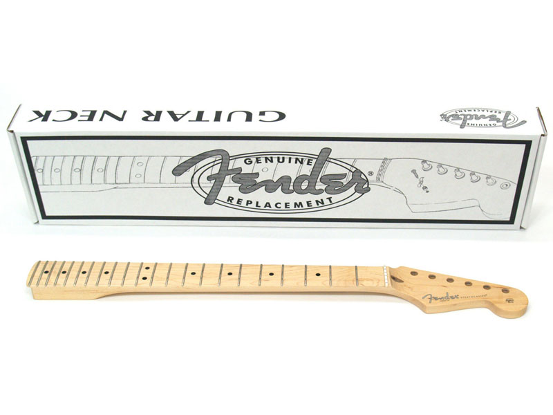 Fender USA(フェンダー)純正パーツ American Professional Stratocaster Neck Maple Fingerboard