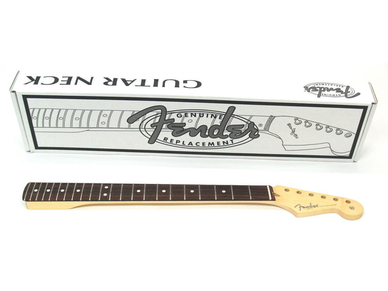 Fender USA(フェンダー)純正パーツ American Professional Stratocaster Neck Rosewood Fingerboard