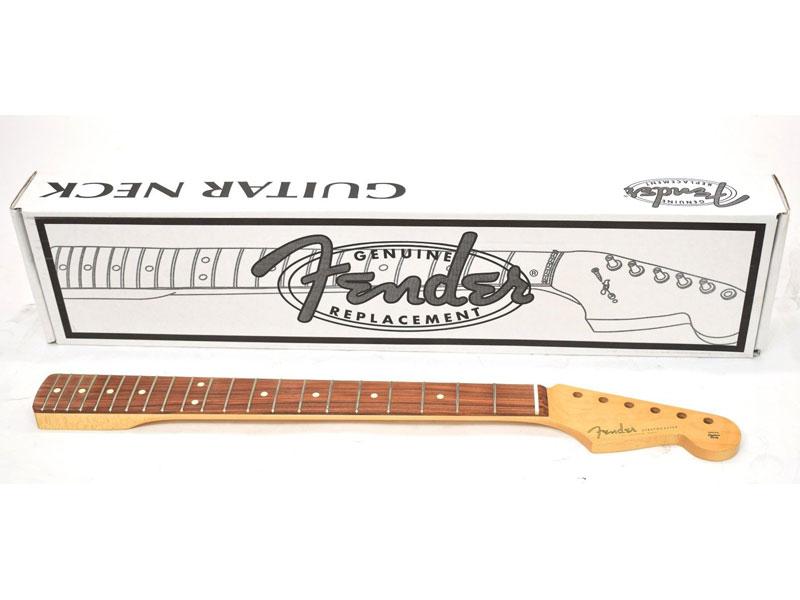 Fender USA(フェンダー)純正パーツ Classic Player 60's Stratocaster Neck, 21 Med Jumbo Frets, Pau Ferro, C Shape