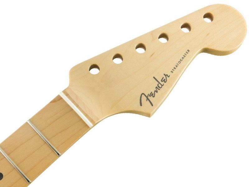 22 Medium Jumbo Frets Maple Fingerboard Fender USA Stratocaster® Neck