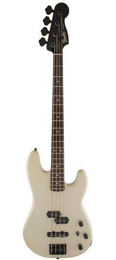 Fender Mexico(フェンダー)Duff McKagan P Bass【Pearl White】