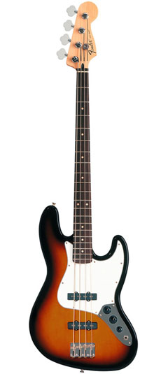 Fender Mexico(フェンダー)Standard Jazz Bass【Brown Sunburst】