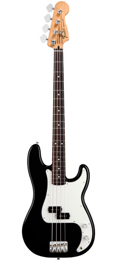 Fender Mexico(フェンダー)Standard Precision Bass【Black】