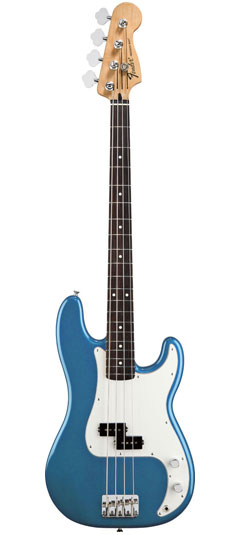 Fender Mexico(フェンダー)Standard Precision Bass【Lake Placid Blue】