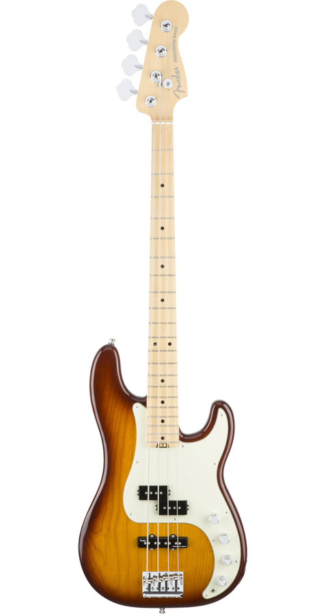 Fender USA(フェンダー)American Elite Precision Bass Tobacco Sunburst