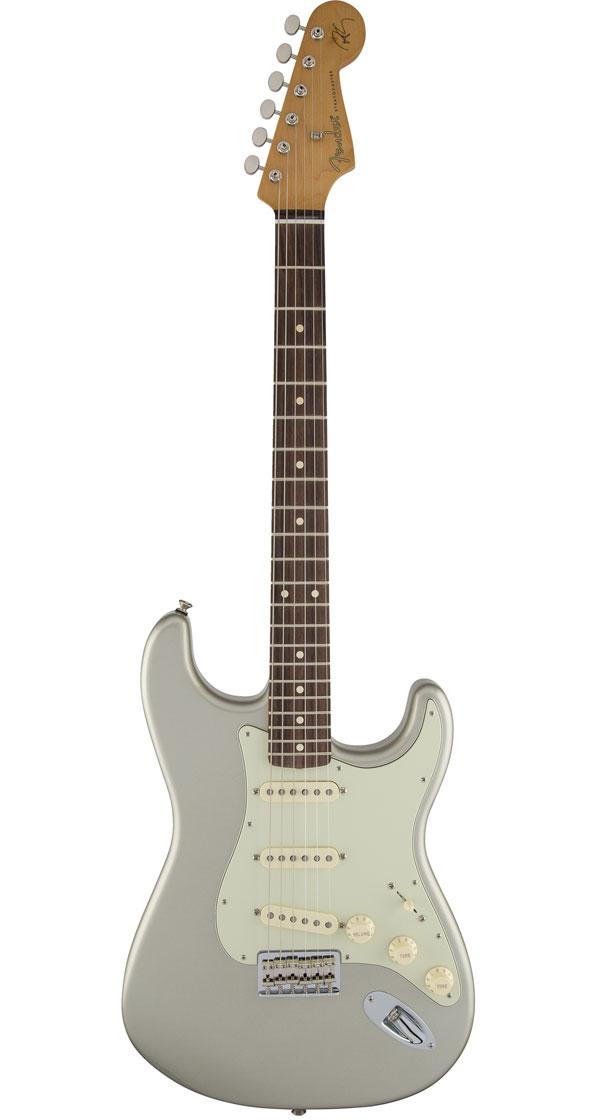 Fender Mexico(フェンダー)Robert Cray Stratocaster Inca Silver
