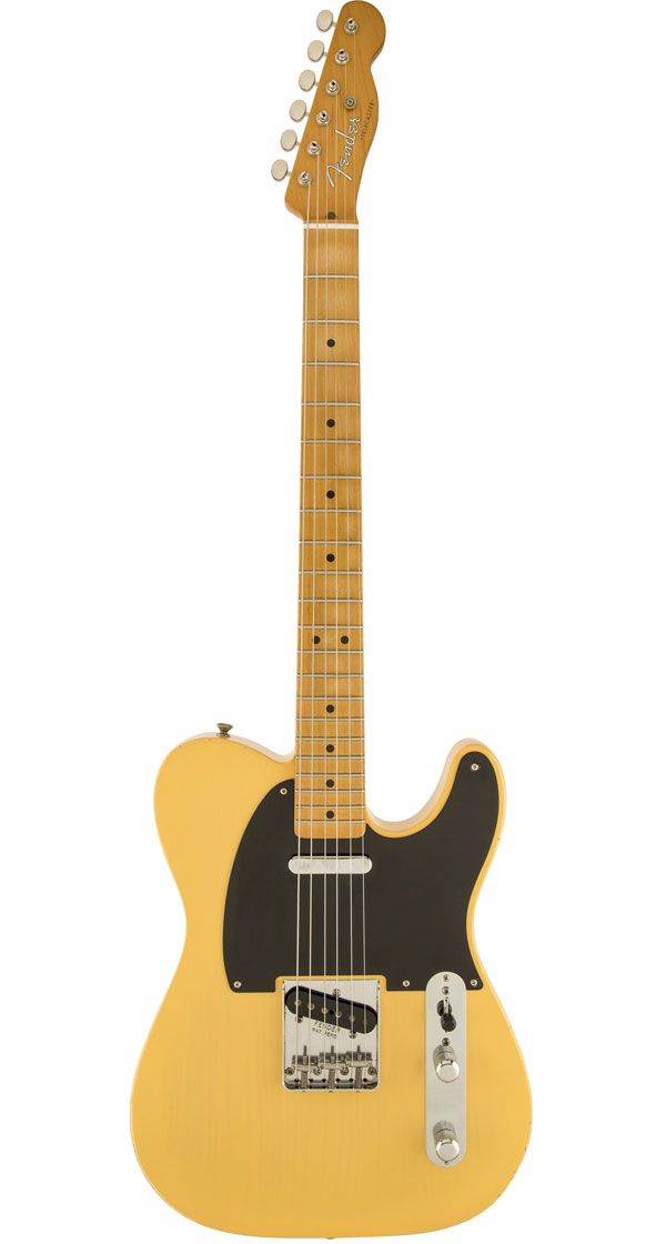 Fender Mexico(フェンダー)Road Worn '50s Telecaster【Blonde】