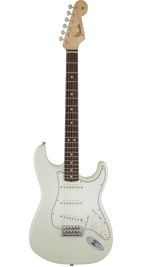 Fender USA(フェンダー)American Vintage '65 Stratocaster【Olympic white】