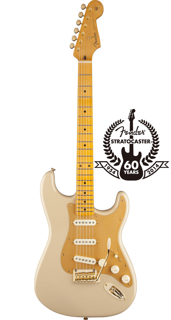 Fender Mexico(フェンダー)60th Anniversary Classic Player '50s Stratocaster Desert Sand