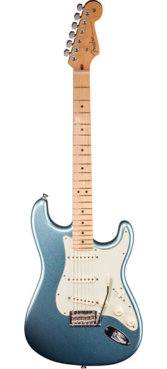 Fender USA(フェンダー)American Deluxe Stratocaster Plus【Mystic Ice Blue】