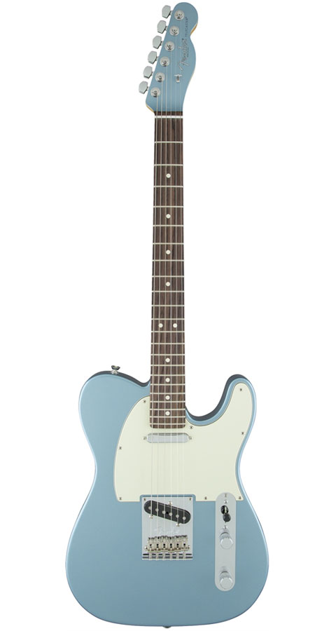 Fender USA(フェンダー)Limited Edition American Standard Telecaster Painted Headcap Ice Blue Metallic
