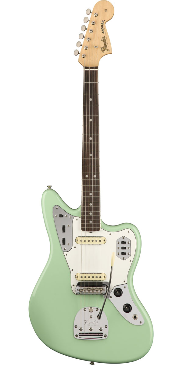Fender USA(フェンダー)American Original '60s Jaguar Surf Green